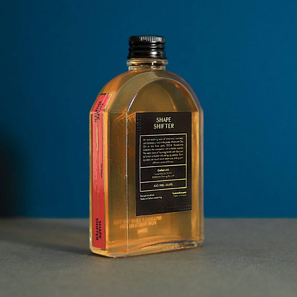 Shape Shifter Cocktail